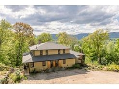 Sandwich Single Family Home For Sale: 725 Squam Lake Road