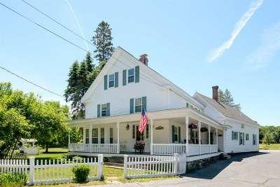 Rye Single Family Home For Sale: 1210 Washington Road