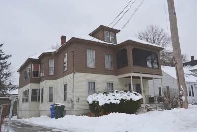 Manchester Multi Family Home For Sale: 351-353 Orange Street