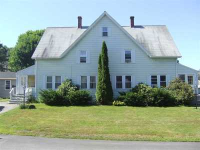 Newmarket Multi Family Home Active Under Contract: 10 Elder Street