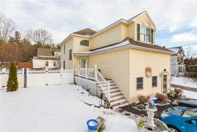 Newmarket Single Family Home Active Under Contract: 14 Lamprey Street