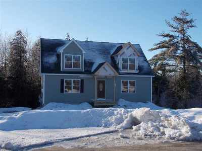 Conway Single Family Home Active Under Contract: 16 Royal View Drive