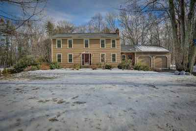 Salem Single Family Home Active Under Contract: 32 Chappy Lane