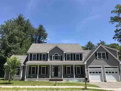 Merrimack County Single Family Home For Sale: 2 Lisa Lane