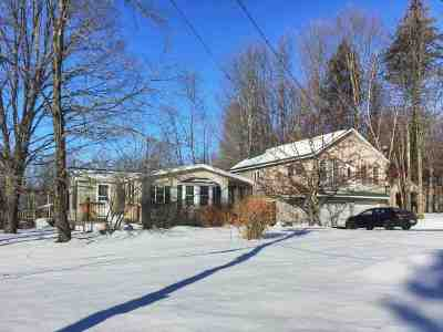 Highgate Single Family Home For Sale: 356 Country Club Road