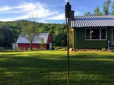 Single Family Home For Sale: 572 Lower Bailey Rd Road