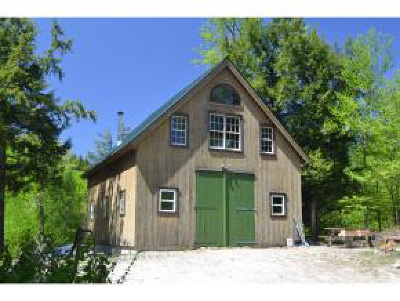 Merrimack County Single Family Home For Sale: 238 Ford Mill Road