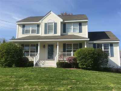 Manchester Condo/Townhouse For Sale: 204 Long Pond Brook Way