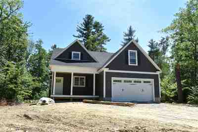 Strafford County Single Family Home For Sale: Lot 46 Breezy Way #Lot 46