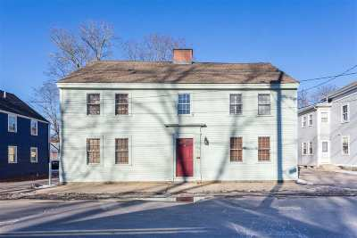 Portsmouth Condo/Townhouse For Sale: 273 Maplewood Ave, Unit #1 Avenue