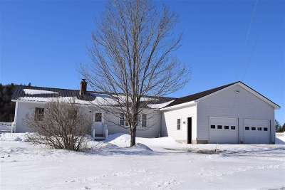 Wolcott Single Family Home Active Under Contract: 56 Turcotte Rd/Road