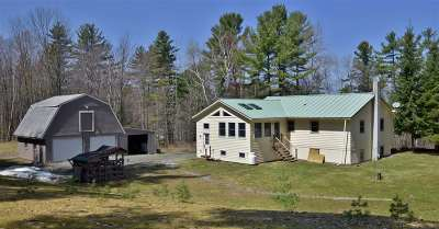 Hanover Single Family Home For Sale: 375 Dogford Road