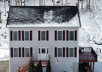 Plymouth Single Family Home For Sale: 654 Mayhew Turnpike