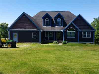 Orleans County Single Family Home For Sale: 1219 Vt Route 111
