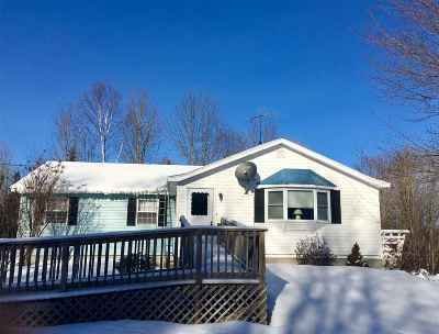 Lyndon Single Family Home For Sale: 1315 Old Coach Road