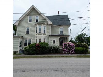 Manchester Single Family Home Active Under Contract: 69 Brook Street