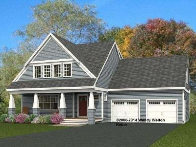Greenland Single Family Home For Sale: Lot E Sewall Meadow #Lot E