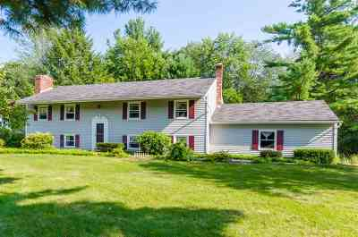 Bedford Single Family Home Active Under Contract: 12 Appledor Road