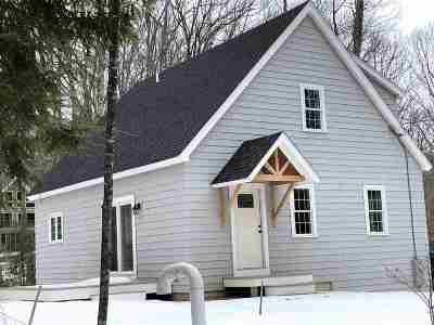 Gilford Single Family Home Active Under Contract: 88 White Birch Drive