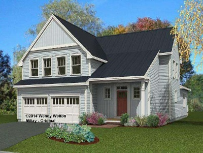 Greenland Single Family Home For Sale: Lot D Sewall Meadow #Lot D