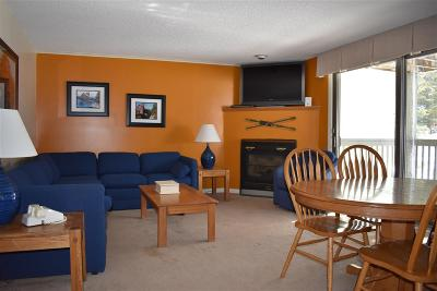 Cambridge Condo/Townhouse For Sale: 41 Riverside 41 At Smugglers Notch Resort #41