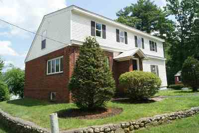 Goffstown Single Family Home For Sale: 55 College Road