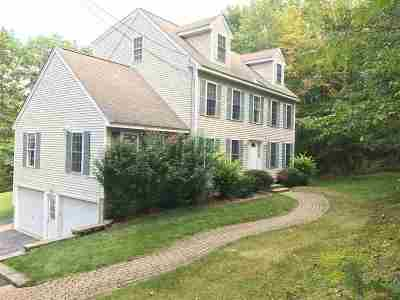 Windham Single Family Home Active Under Contract: Cheryl Road