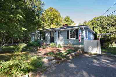 Single Family Home Active Under Contract: 71 Walnut Avenue