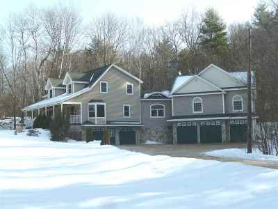 Belknap County Single Family Home Active Under Contract: 10 Burleigh Hill Rd