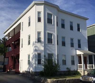 Manchester Multi Family Home Active Under Contract: 771 Somerville Street