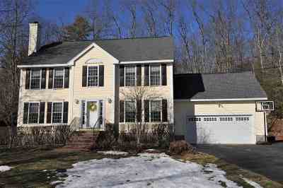 Single Family Home Active Under Contract: 143 Heather Hill Lane