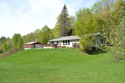 East Montpelier Single Family Home For Sale: 1226 Bliss Road