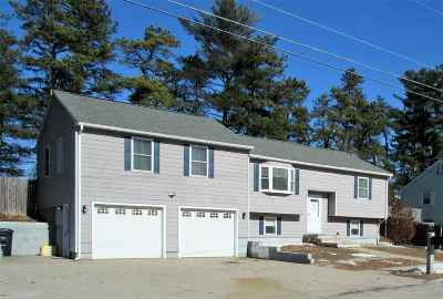 Nashua Single Family Home Active Under Contract: 18 Hassel Brook Road