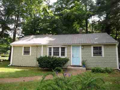 Rye Single Family Home For Sale: 110 Clark Road