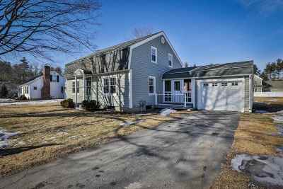 Nashua Single Family Home Active Under Contract: 88 Hills Ferry Road