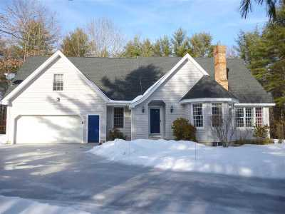 Carroll County Single Family Home Active Under Contract: 3 Pine Mill Drive