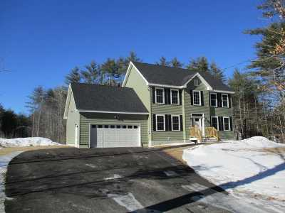 Belknap County Single Family Home Active Under Contract: 907 Stockbridge Corner Road