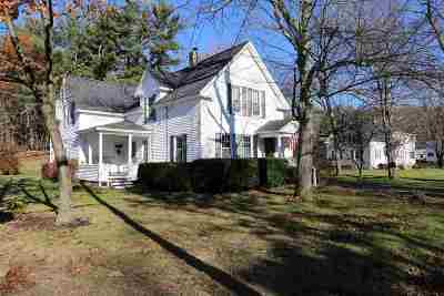 Pembroke Single Family Home Active Under Contract: 166 Buck Street