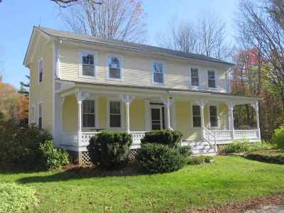 Grafton Single Family Home For Sale: 54 Turnpike Road