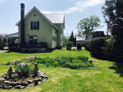 Enosburg Multi Family Home For Sale: 40 Pearl Street