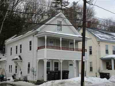 Franklin Multi Family Home For Sale: 50 W Bow Street