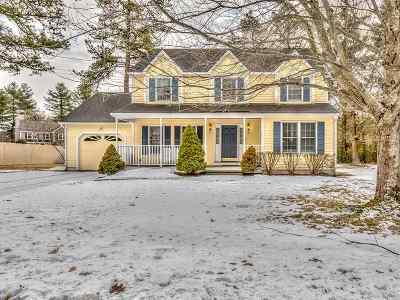 Nashua Single Family Home For Sale: 41 Pinebrook Road