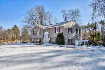 Goffstown Single Family Home Active Under Contract: 1 Hermsdorf Avenue