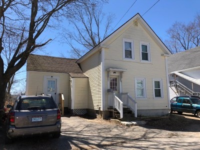 Rochester Single Family Home For Sale: 3 Ricker Court