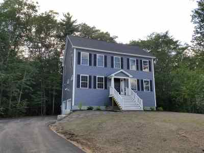 Eliot Single Family Home Active Under Contract: Lot 78-21 Dc Drive #78-21