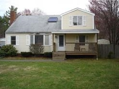 Salem Single Family Home For Sale: 31 Lowell Road