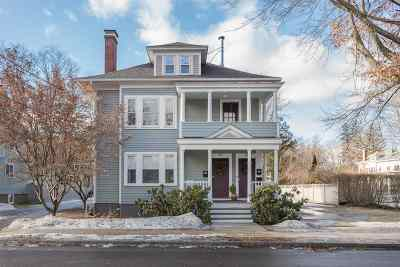 Portsmouth Condo/Townhouse For Sale: 352 Miller Avenue #1