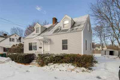 Rochester Single Family Home Active Under Contract: 83 Washington Street