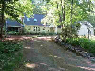Moultonborough Single Family Home For Sale: 241 Ferry Road