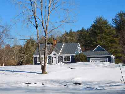 Norwich Single Family Home Active Under Contract: 1024 New Boston Road